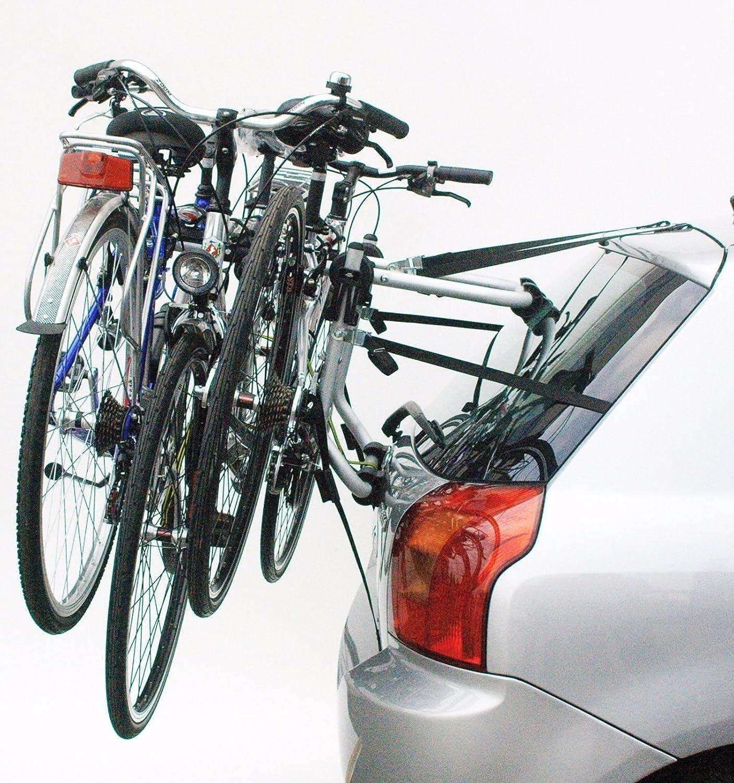 Porta 3 Bicicletas Posterior Portabicicletas Peruzzo para Coche Homologado 6248 ONOGAL