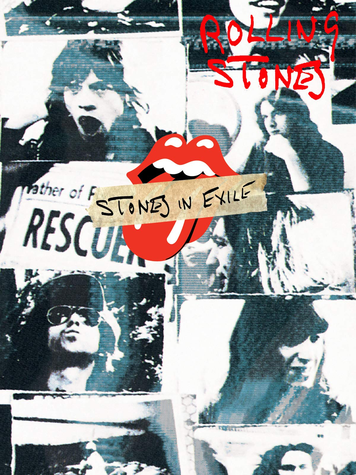 The Rolling Stones - Stones In Exile on Amazon Prime Video UK