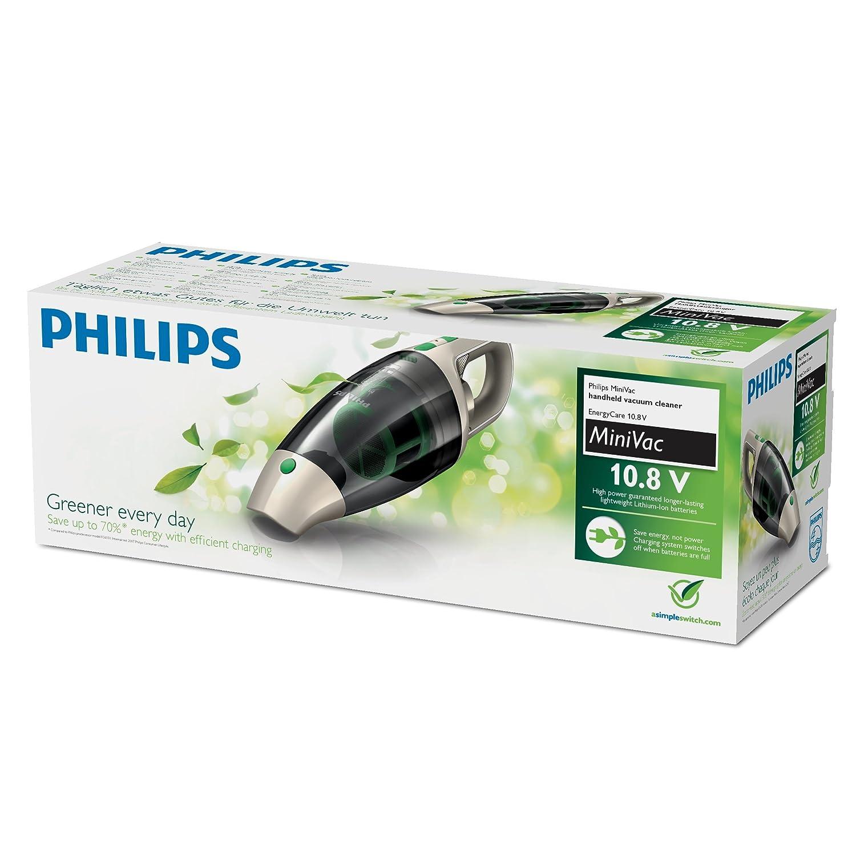 Der Philips Akkusauger