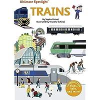 Ultimate Spotlight: Trains: 1