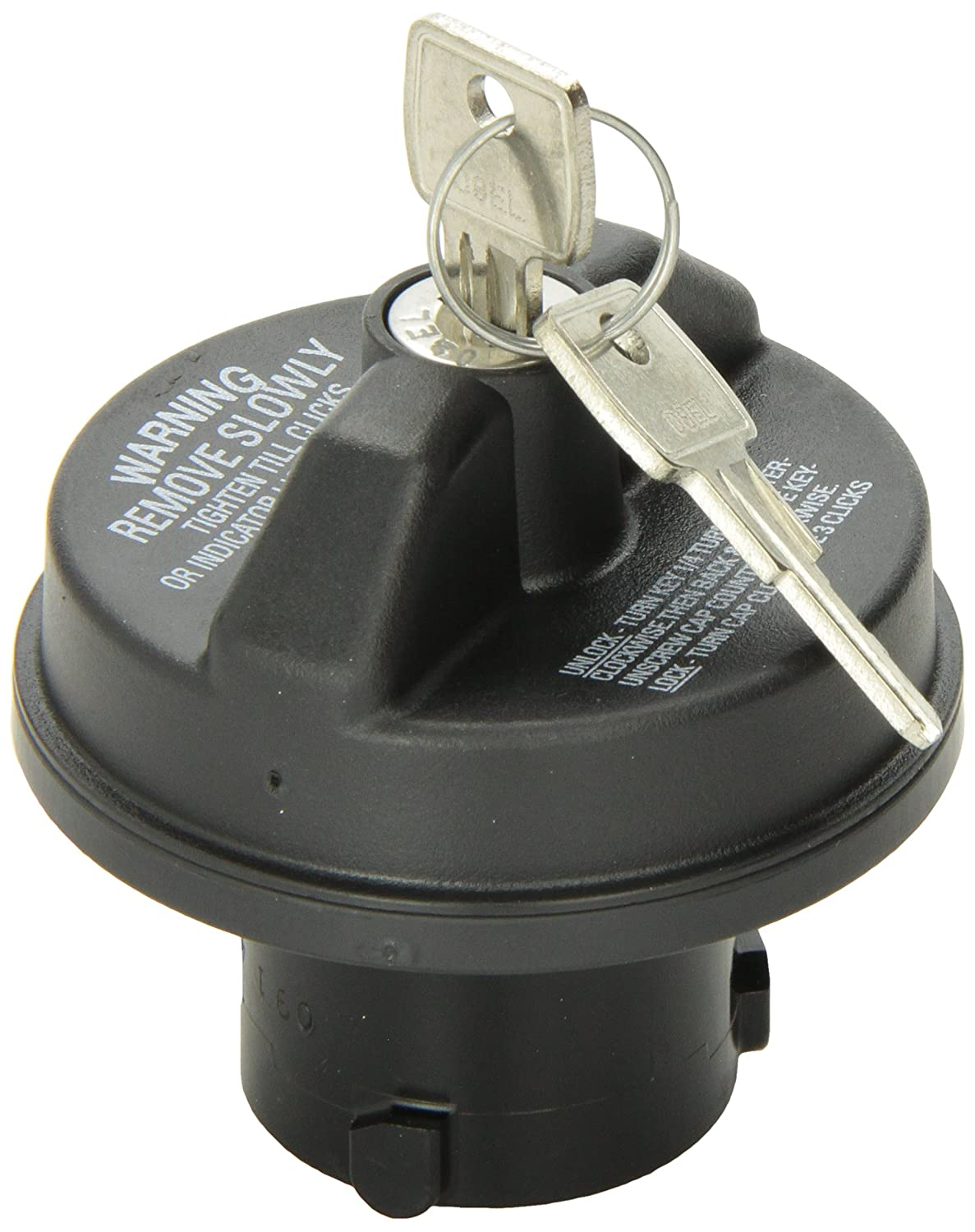 locking gas cap
