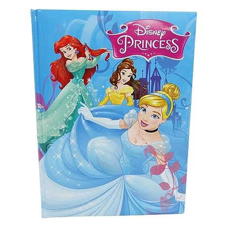 Seven Disney Las Princesas Stardust Diario Agenda Escolar ...