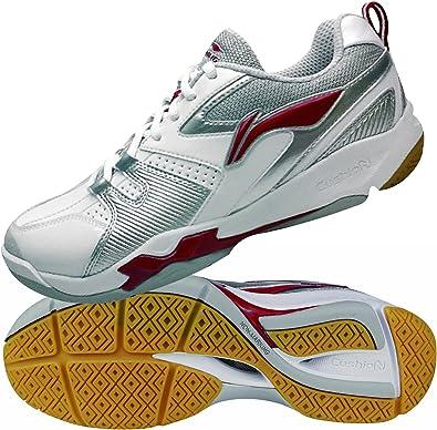 Li Ning Training Plus - Zapatillas de bádminton Unisex: Amazon.es: Zapatos y complementos