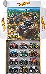 Mattel Hot Wheels Set de Juego de Cara Descubierta, 12 Unidades, Multicolor