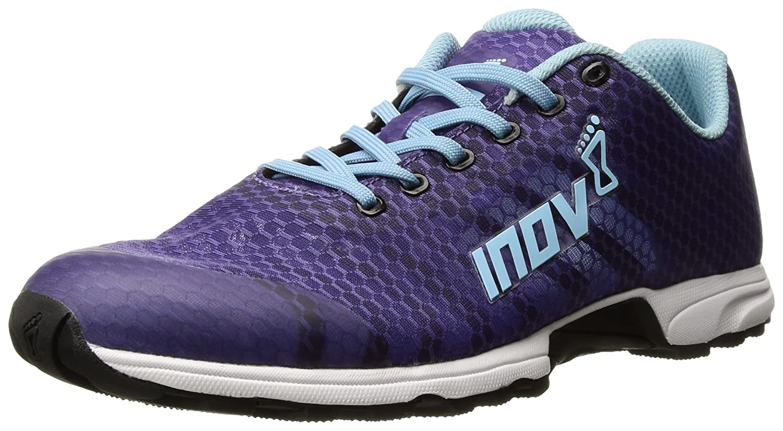 Inov-8 Women's F-Lite 195 V2 Sneaker B01MSWKTUR W7.5 C US|Purple/Blue