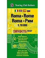 Roma 1:10.000 bolsillo (Centrocittà pocket)