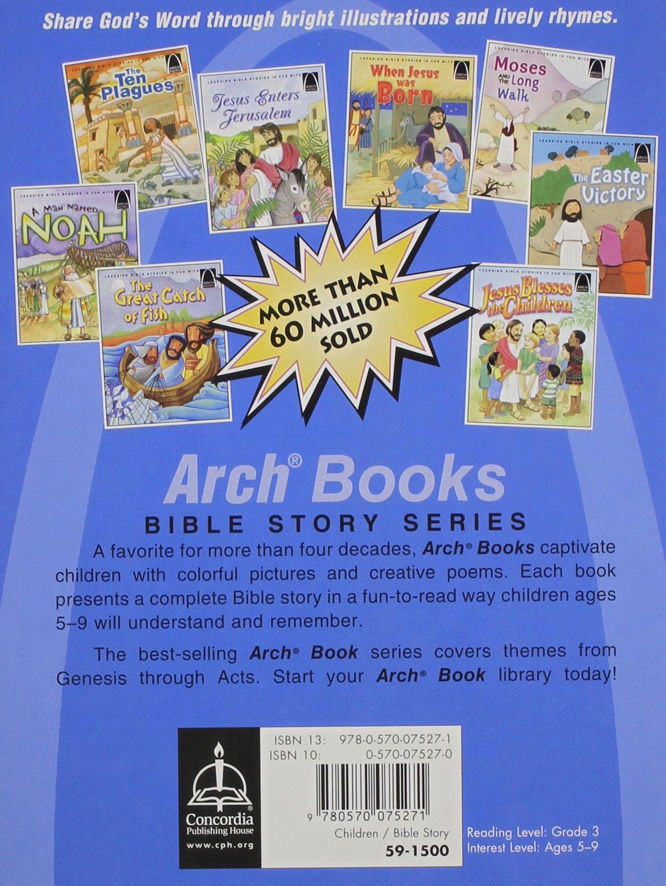 jesus blesses the children arch books gloria truitt