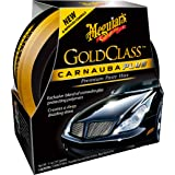 Meguiar's Gold Class Carnauba Plus Paste Car Wax - 311 g