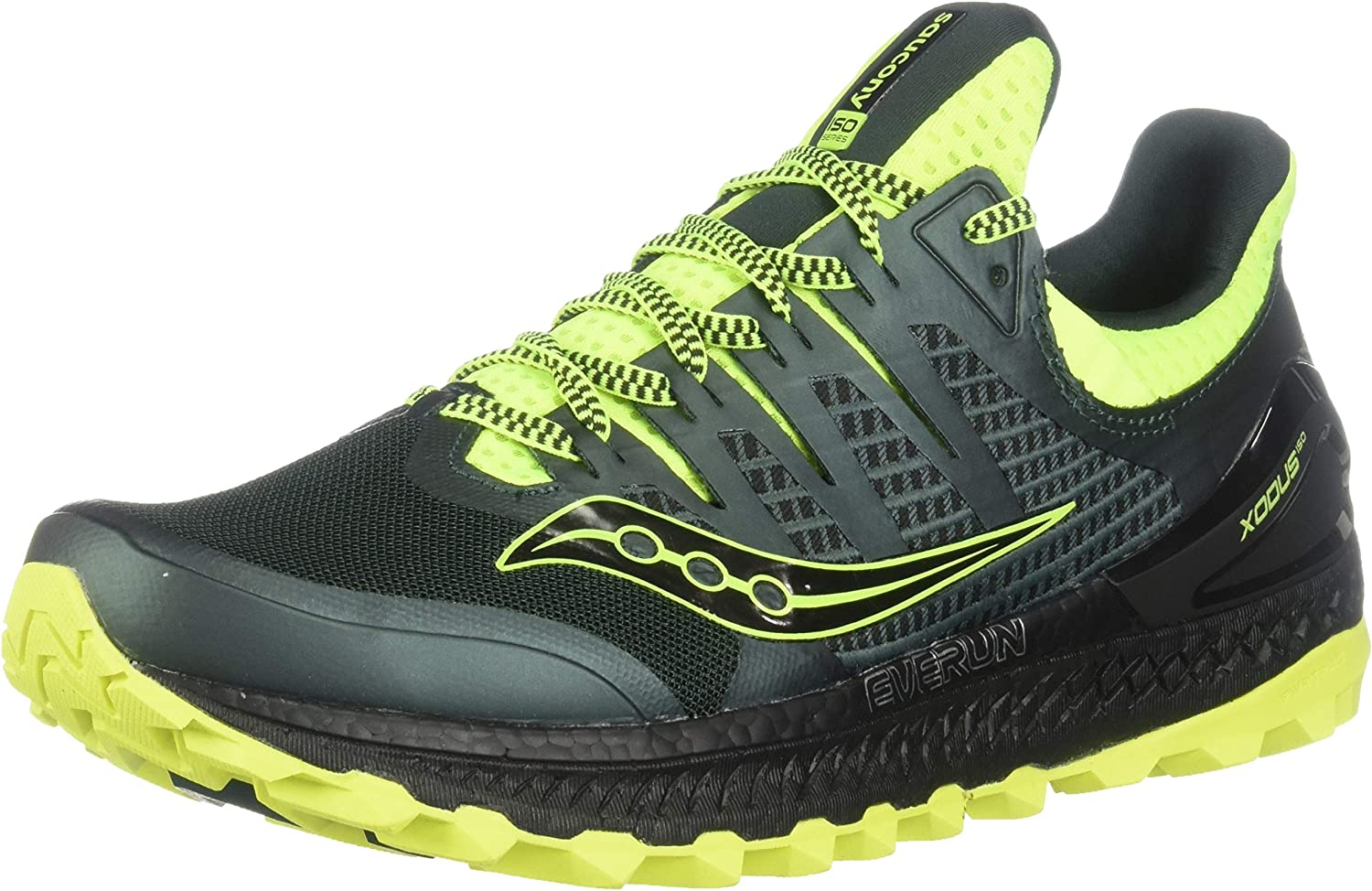 Saucony Men's Xodus Iso 3 Road Running Shoe