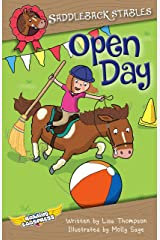 Open Day (US version) (Saddleback Stables Book 5) Kindle Edition