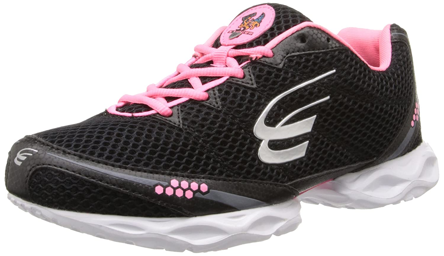 Spira Women's Stinger 3 Running Shoe B00FYKSFTY 6.5 B(M) US|Black/Blush