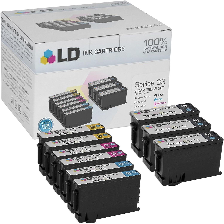 Dell Series 33R Cyan Ink Cartridge For Dell V525w// V725w 331-7388 5F8YP