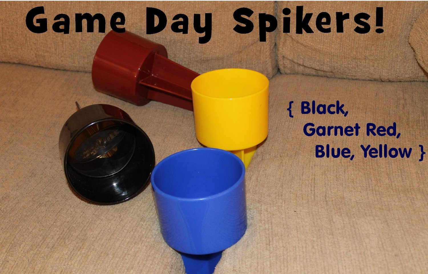 Spiker Game Day Limited Edition 48 Craft Pack for Monogramming by SPIKER (Image #1)