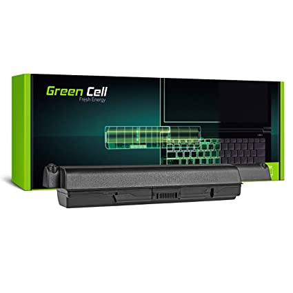 Green Cell® Extended Serie PA3534U-1BRS Batería para Toshiba Satellite A200 A300 A500 L200