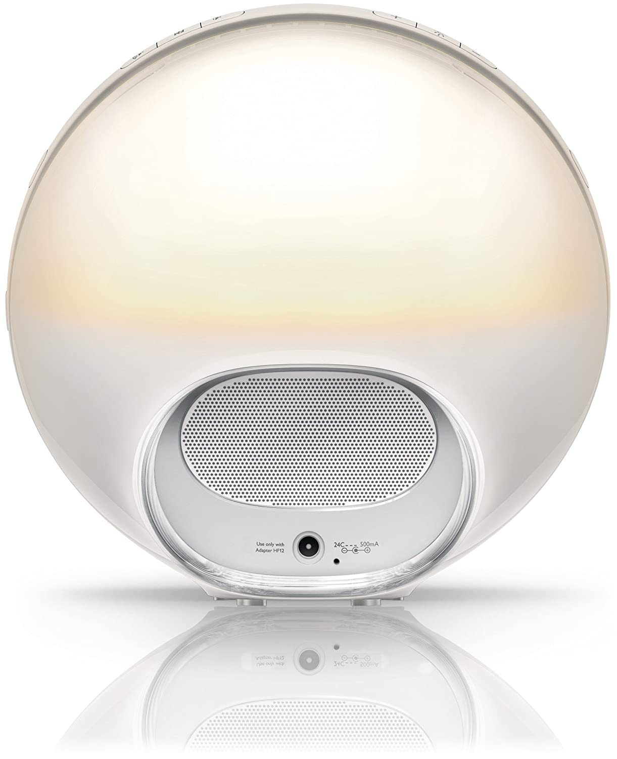 Amazon.com: Philips Wake Up Light Alarm Clock With Colored Sunrise  Simulation And Sunset Fading Night Light, White (HF3520): Health U0026 Personal  Care Great Pictures