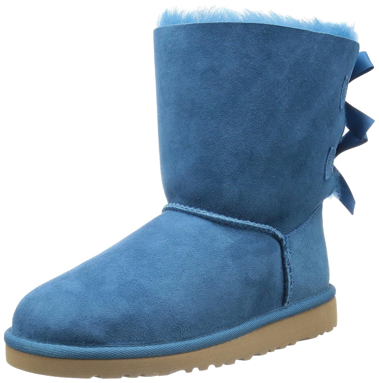 8bb52b01f00 UGG K Bailey Bow, Unisex Kids' Boots