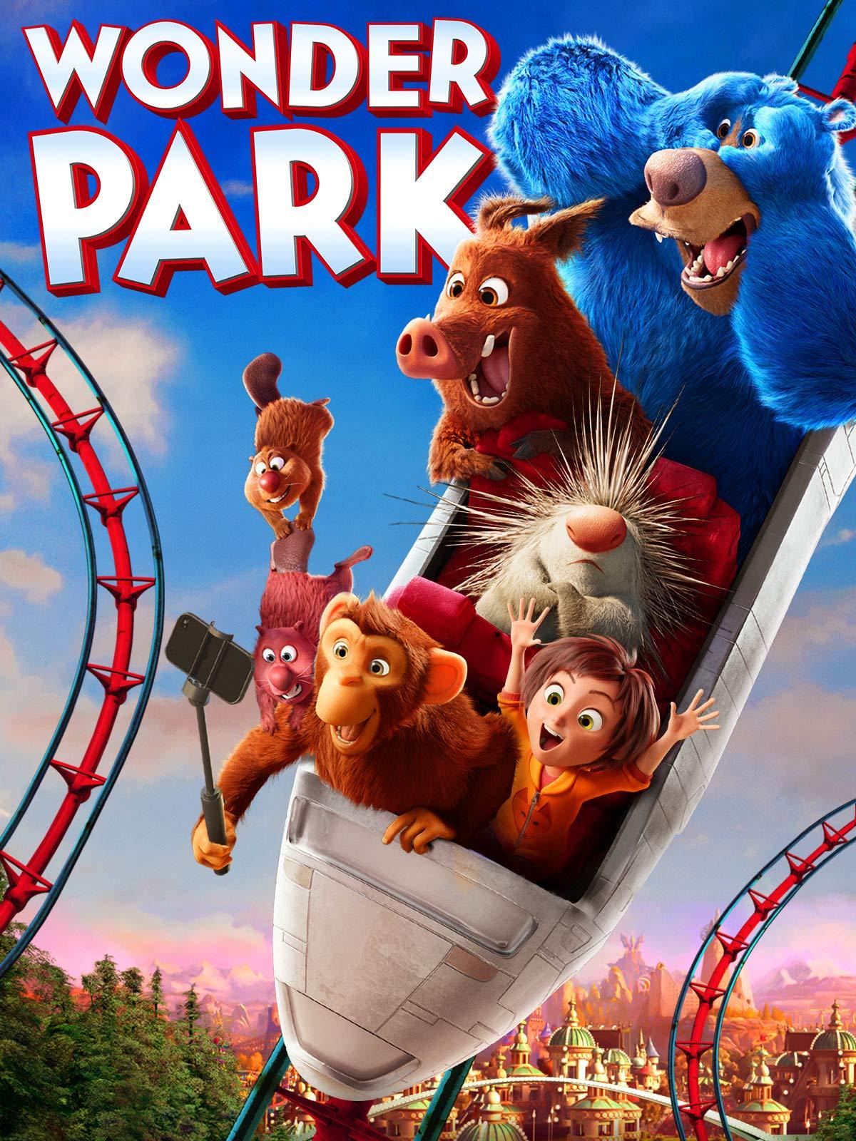 Image result for Wonder Park Movie