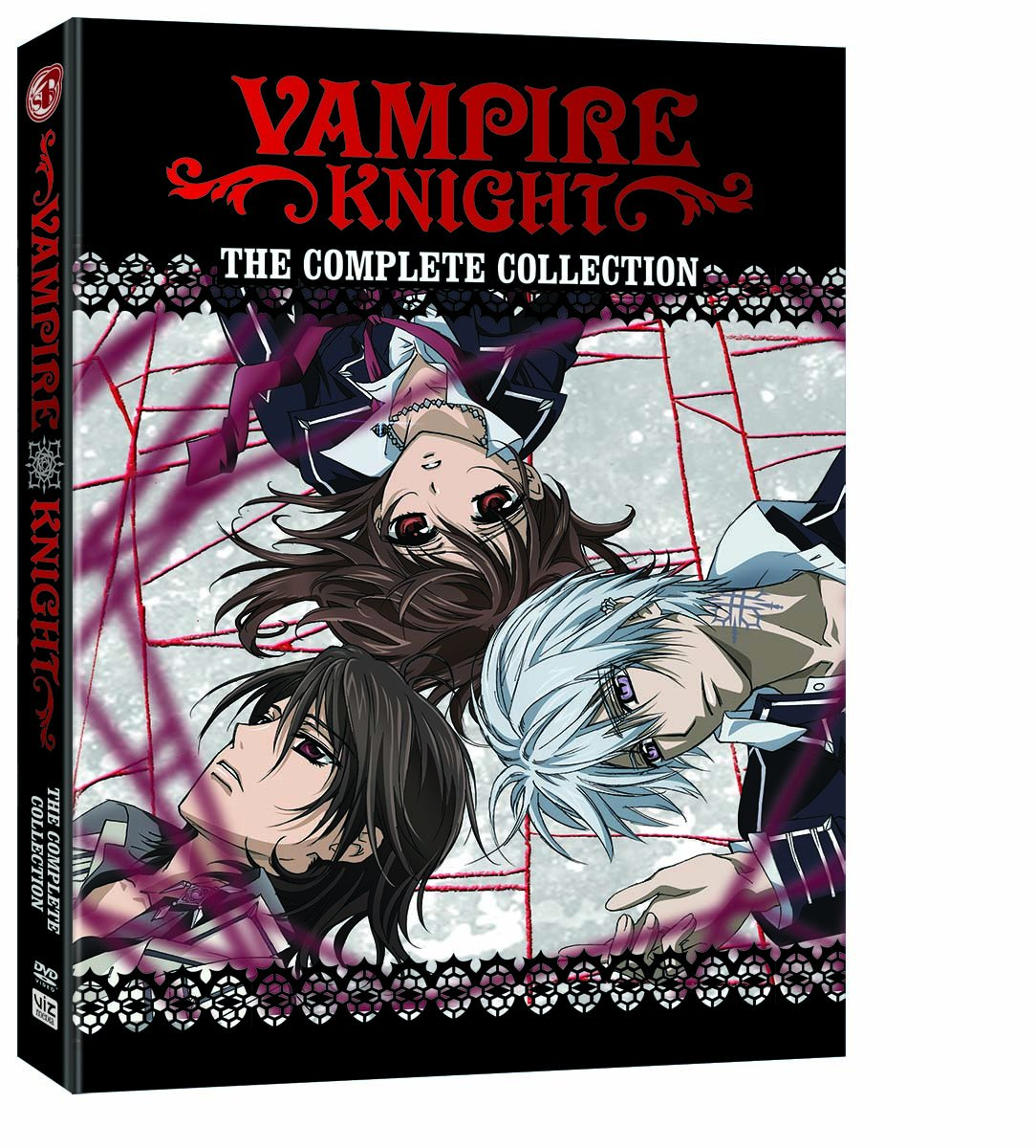 Vampire Knight The Complete Collection Import