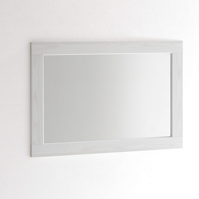 ARHome Miroir mural 90 x 60 cm fabriqu/é en Italie. taupe