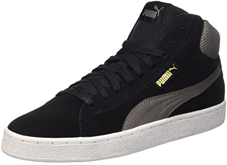 Puma Unisex Adulti 1948 Mid Vulc Winter Hi Top Scarpe Da Ginnastica UK 4