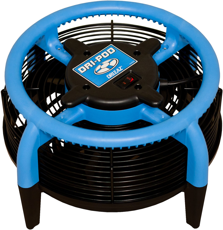 Dri-Eaz Dri-Pod Direct Flow Floor Dryer by Dri-Eaz