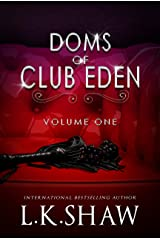 Doms of Club Eden: Volume 1 Kindle Edition