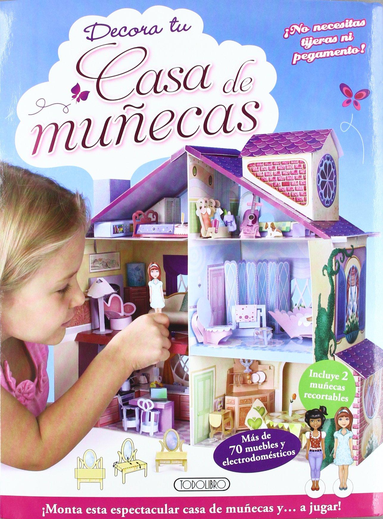 Casa de muñecas: V.V.A.A: 9788499137001: Amazon.com: Books