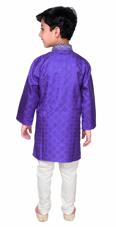 Desi Sarees Muchachos Sherwani Kurta Pijama Bollywood Creación Mehendi 942   Amazon.es  Ropa y accesorios 70716b52ff2