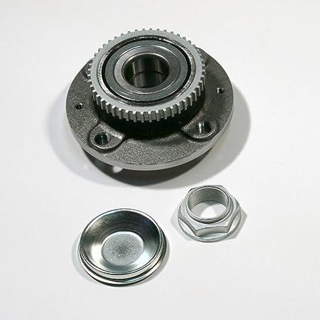 1 x Radnabe//Radlagersatz f/ür hinten//f/ür die Hinterachse