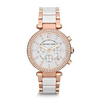 33d393aee Image Unavailable. Image not available for. Color: Michael Kors Women's  Parker ...