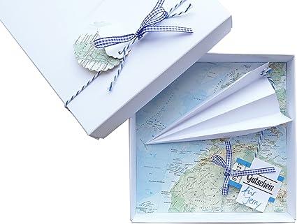 schnurzpieps Dinero Regalo del Paquete Viaje Avión de cupones para cumpleaños, Bodas, Dinero Ideal para Regalar: Amazon.es: Hogar