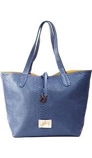Velez Womens Genuine Leather Tote Handbag | Cartera de Cuero para Mujer