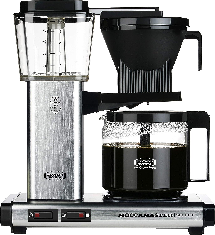 Moccamaster KBG Select, 1,25 Liter