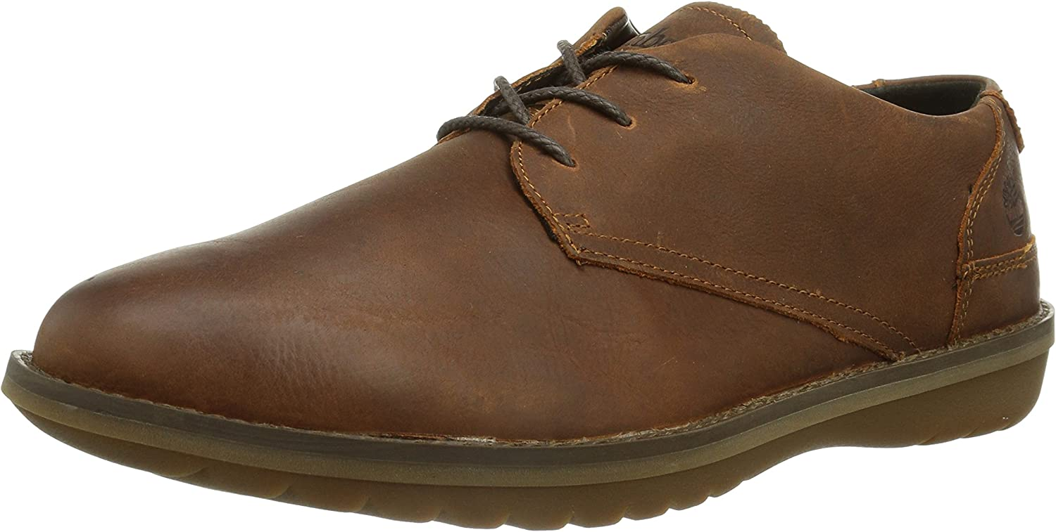 Extra negocio por supuesto  Timberland Earthkeepers Front Contunry Travel, Men's Oxford Shoes:  Amazon.co.uk: Shoes & Bags