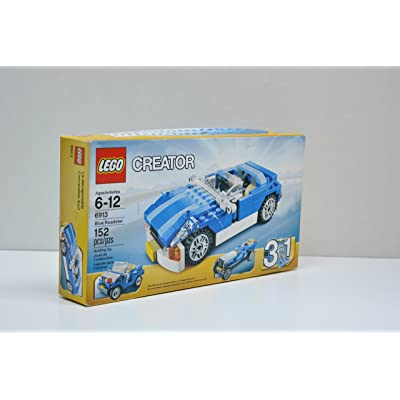 LEGO Creator Blue Roadster 6913: Toys & Games [5Bkhe0307228]