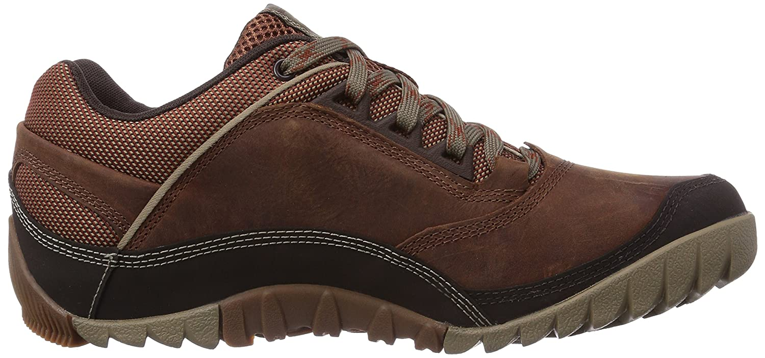 Merrell Annex, Men's Lace-Up Track and Field Shoes - Tortoise Shell, 8 UK:  Amazon.co.uk: Shoes & Bags