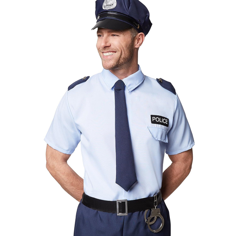 dressforfun Costume d officier de police pour homme  dd333dc25ab