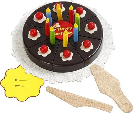 Amazoncom Voila Party Cake 2 Chocolate Cake Toys Games
