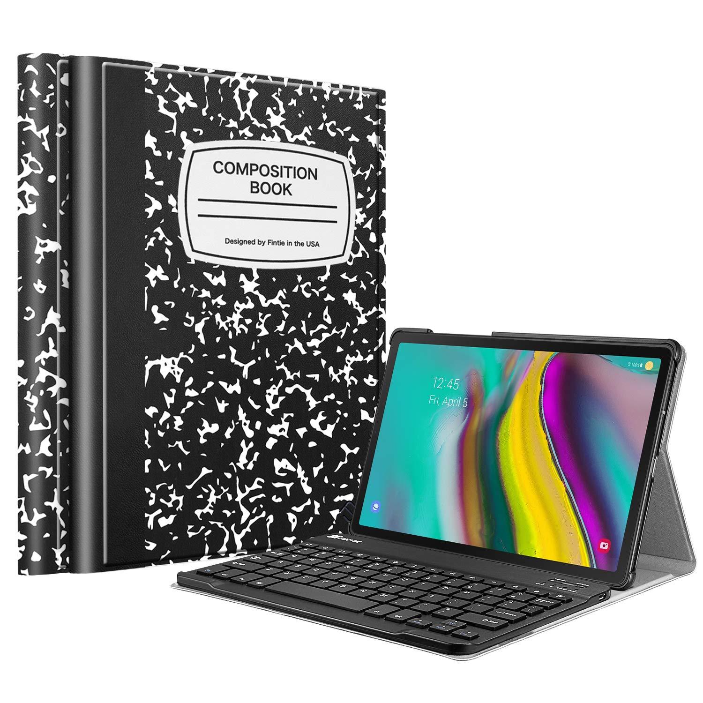 Funda + Teclado Galaxy Tab S5e FINTIE [7R4LHDF2]