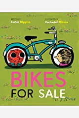 Bikes for Sale (Story Books for Kids, Books about Friendship, Preschool Picture Books) Hardcover