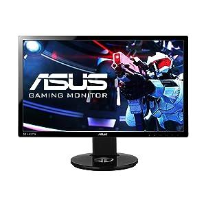 "ASUS VG248QE 24"" Full HD 1920x1080 144Hz 1ms HDMI Gaming Monitor"