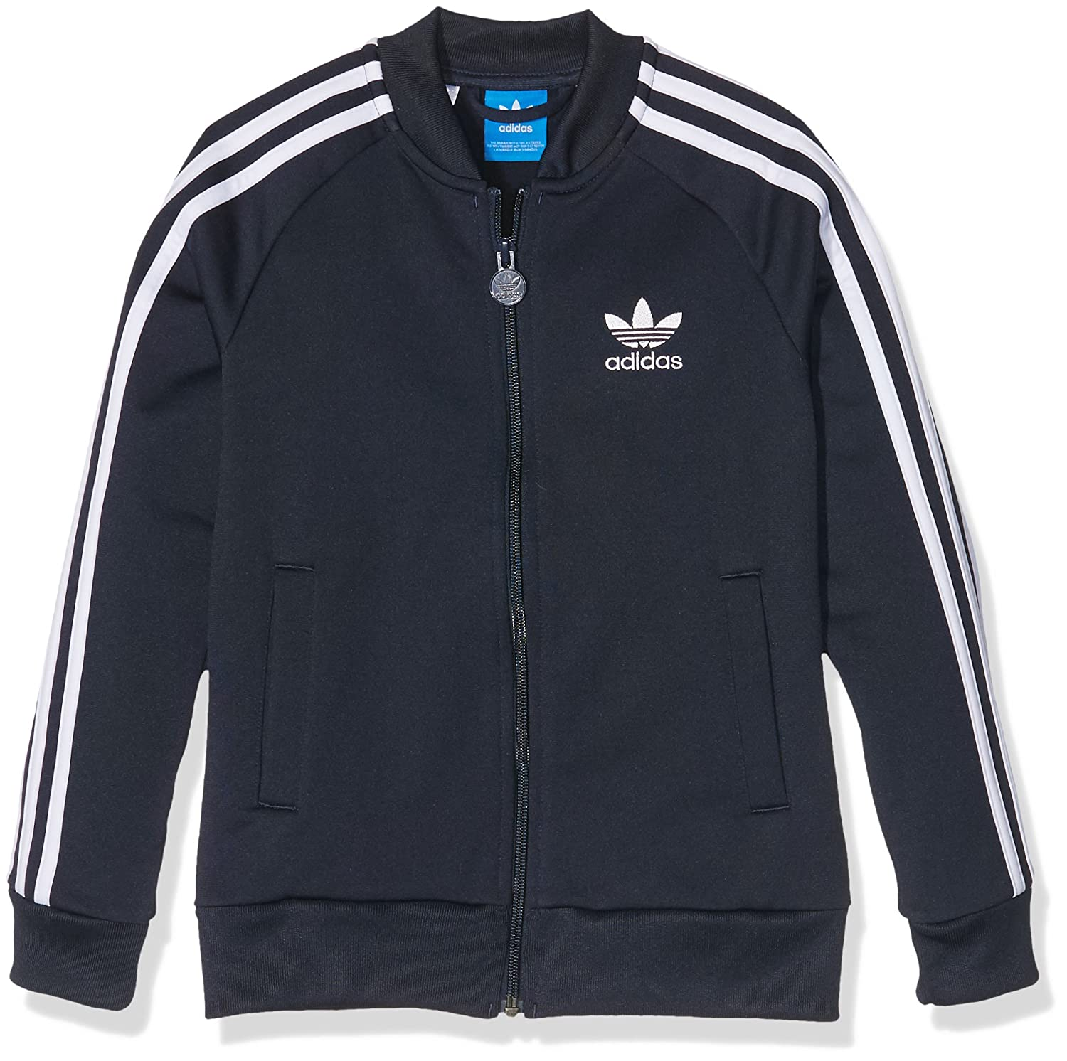 adidas Boys Superstar Jacket adidas Originals ADIEY|#adidas S96111