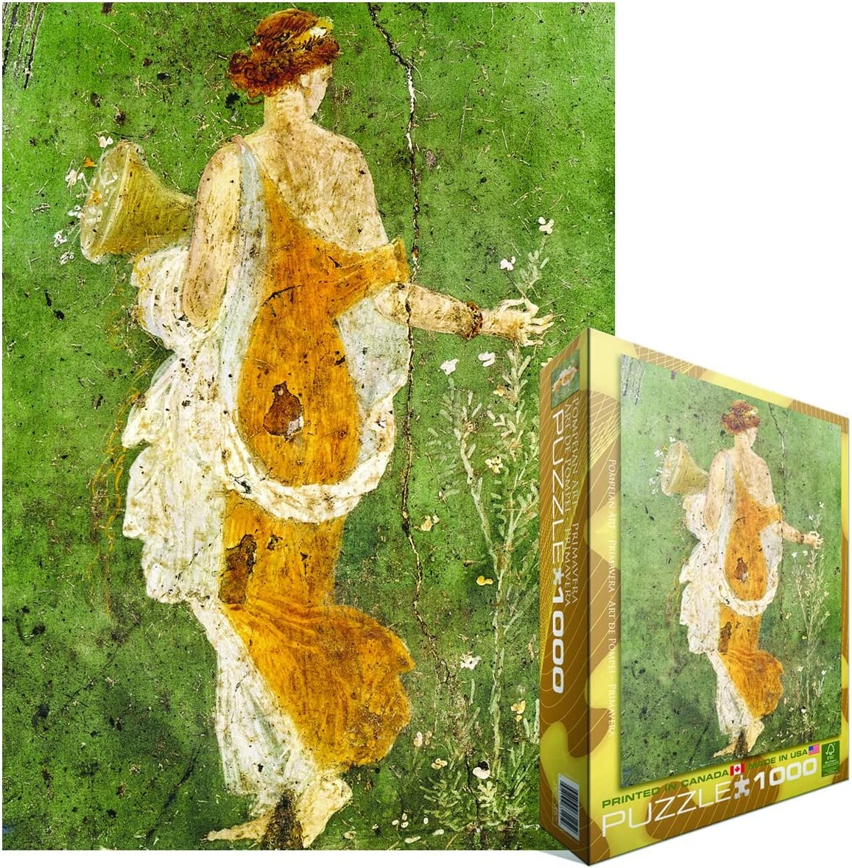 EuroGraphics Pompeian Primavera 1000 Piece Puzzle