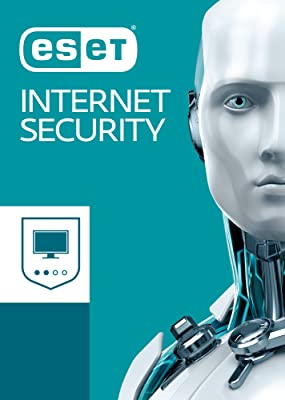 ESET Internet Security for Windows 2018 | 1 Device & 1 Year | Download with License Key [Download]