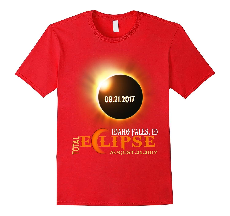 idaho falls Idaho Solar Eclipse 2017 Shirt-TH