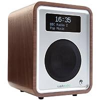 Ruark Audio R1 MkIII DAB/DAB+/FM Alarm Radio (Walnut)