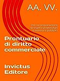 Prontuario di Diritto Commerciale