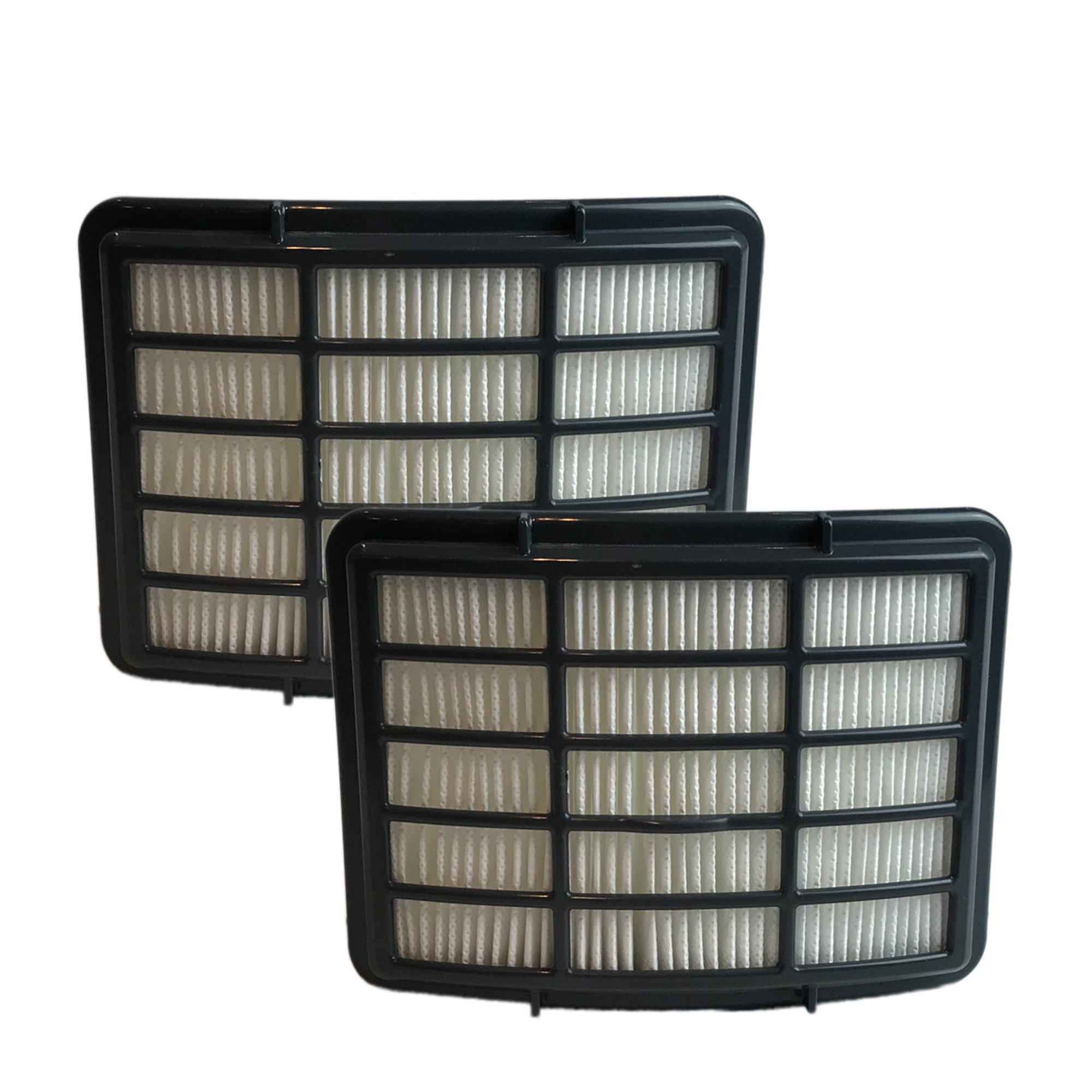 Think Crucial 2 Replacements for Shark NV350 HEPA Style Filter Fits Navigator Lift-Away, Compatible With Part # XHF350