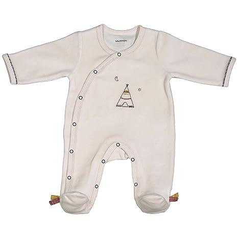 Sauthon - Pelele para dormir - para bebé niña beige Nacimiento