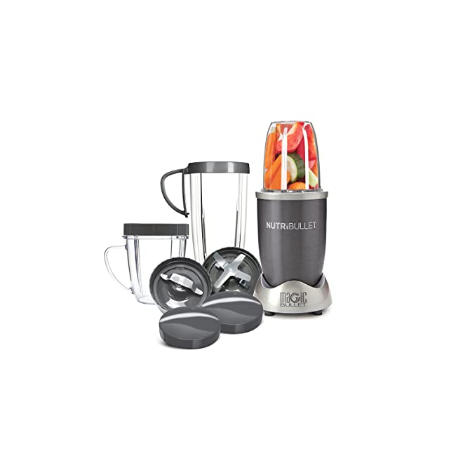NutriBullet 12-Piece High-Speed Blender/Mixer ...